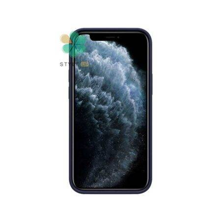 عکس قاب سیلیکونی نیلکین گوشی اپل Apple iPhone 12 Pro مدل Flex Pure
