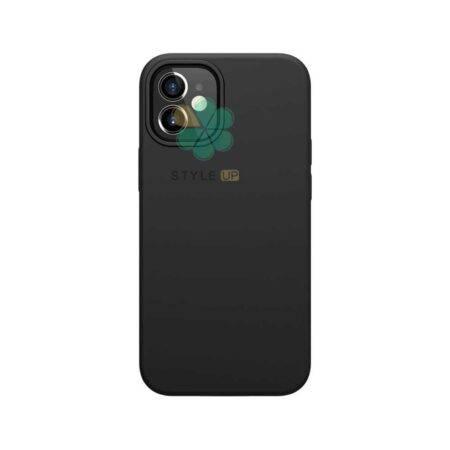 تصویر قاب سیلیکونی نیلکین گوشی ایفون Apple iPhone 12 مدل Flex Pure