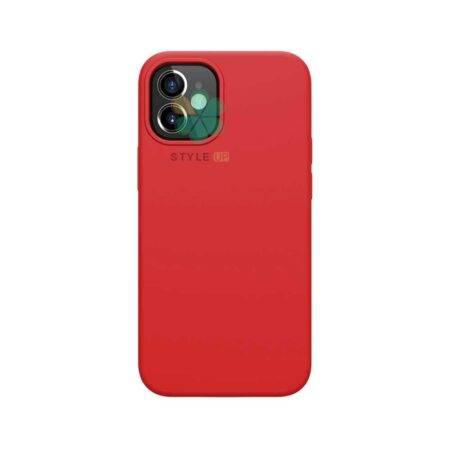 خرید قاب سیلیکونی نیلکین گوشی ایفون Apple iPhone 12 مدل Flex Pure