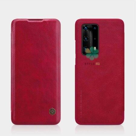 خرید کیف چرمی نیلکین گوشی هواوی Huawei P40 Pro Plus مدل Qin