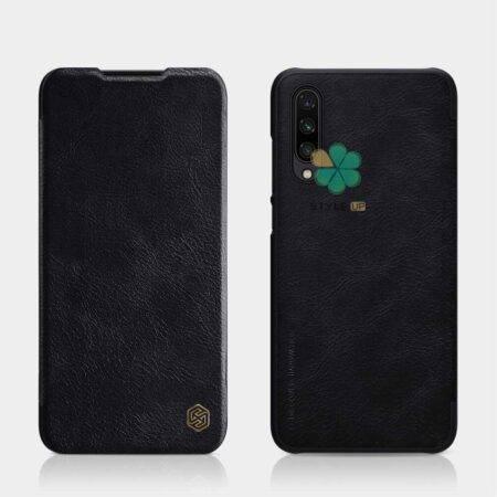 عکس کیف چرمی نیلکین گوشی شیائومی Xiaomi Mi CC9e مدل Qin