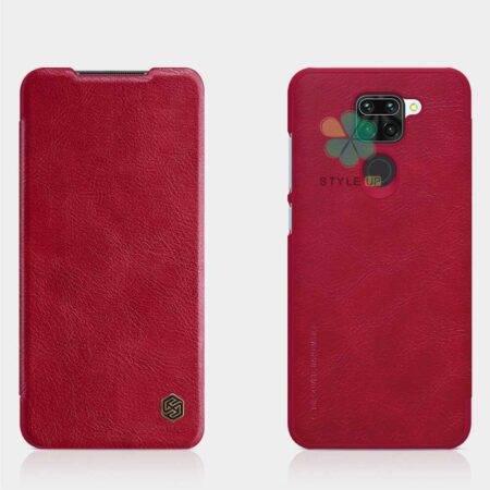 خریدکیف چرمی نیلکین گوشی شیائومی Xiaomi Redmi 10x 4G مدل Qin