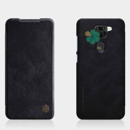 خرید کیف چرمی نیلکین گوشی شیائومی Xiaomi Redmi 10x 4G مدل Qin