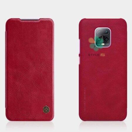 عکس کیف چرمی نیلکین گوشی شیائومی Xiaomi Redmi 10x 5G مدل Qin