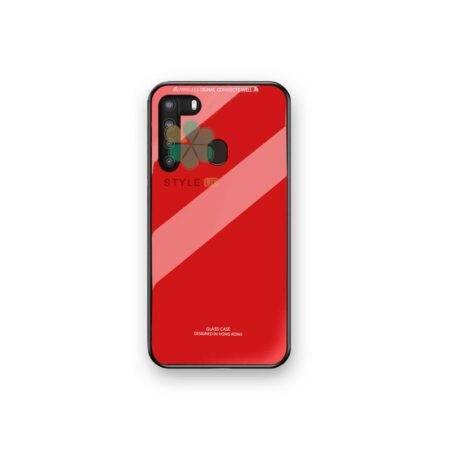 خرید قاب پشت گلس گوشی سامسونگ Samsung Galaxy A21