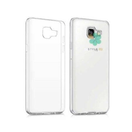 خرید قاب گوشی سامسونگ Samsung Galaxy A9 Pro مدل ژله ای شفاف