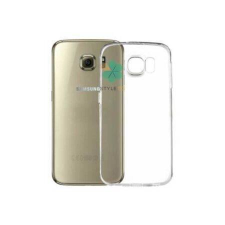 خرید قاب گوشی سامسونگ Samsung Galaxy S6 مدل ژله ای شفاف