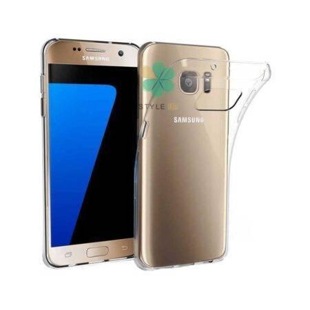 خرید قاب گوشی سامسونگ Samsung Galaxy S7 مدل ژله ای شفاف