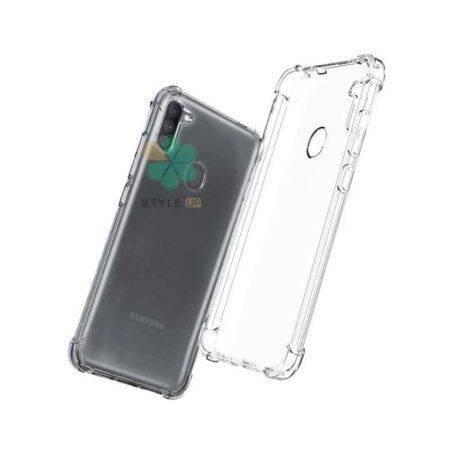 تصویر قاب ژله ای گوشی سامسونگ Samsung Galaxy A11 مدل کپسول دار