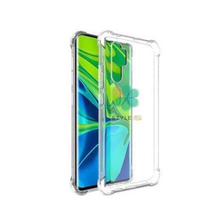 خرید قاب ژله ای گوشی شیائومی Xiaomi Mi Note 10 مدل کپسول دار