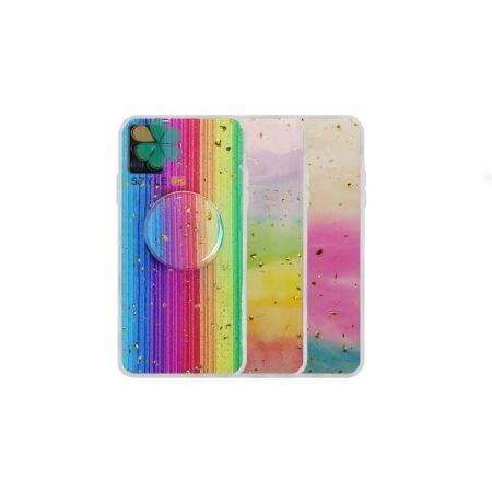 خرید قاب گوشی سامسونگ Samsung Galaxy A71 مدل آبرنگ