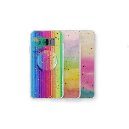 خرید قاب گوشی سامسونگ Samsung Galaxy S8 Plus مدل آبرنگ