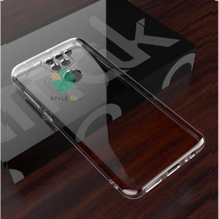 عکس قاب گوشی شیائومی Xiaomi Redmi 10X 4G مدل ژله ای شفاف