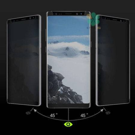 خرید گلس سرامیک پرایوسی گوشی سامسونگ Samsung Galaxy S8