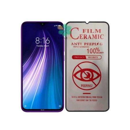 خرید گلس سرامیک پرایوسی گوشی شیائومی Xiaomi Redmi Note 8