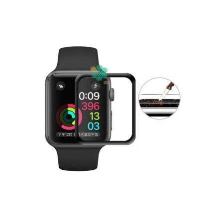 خرید محافظ صفحه گلس سرامیکی ساعت اپل واچ Apple Watch 40mm