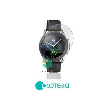 خرید محافظ صفحه گلس ساعت سامسونگ Galaxy Watch 3 45mm مدل Coteetci