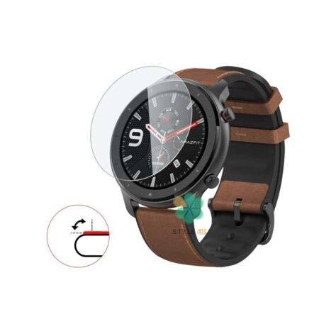 خرید محافظ صفحه گلس ساعت شیائومی Amazfit GTR 47mm مدل Coteetci