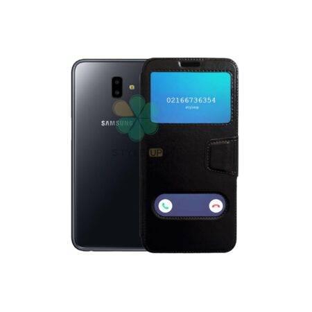 خرید کیف گوشی سامسونگ Samsung Galaxy J6 Plus مدل Easy Access