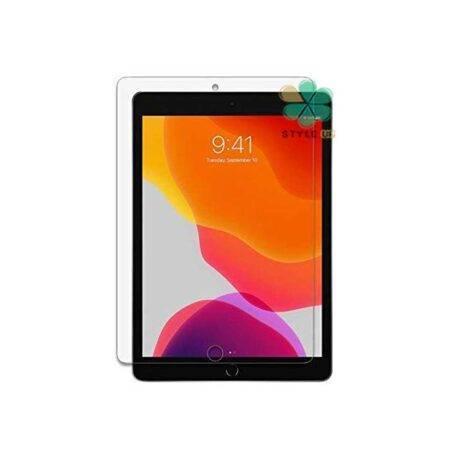 خرید محافظ صفحه گلس اپل آیپد Apple iPad 10.2 2019 مدل دور تراش