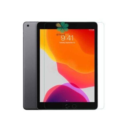 خرید محافظ صفحه گلس اپل آیپد Apple iPad 10.2 2020 مدل دور تراش