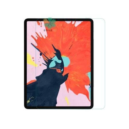 خرید محافظ صفحه گلس اپل آیپد iPad Pro 12.9 2020 مدل دور تراش
