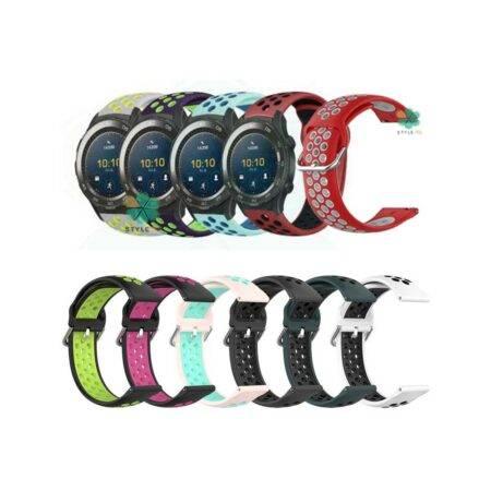 خرید بند ساعت هواوی واچ Huawei Watch 2 Sport مدل نایکی سگکی