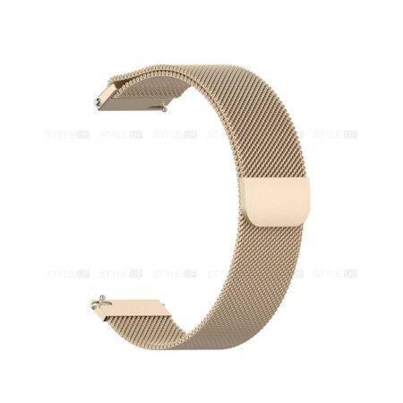 خرید بند ساعت هواوی واچ Huawei Watch GT 2 Pro مدل Milanese