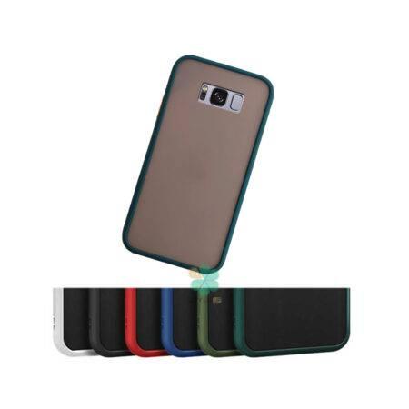 خرید کاور محافظ گوشی سامسونگ Galaxy S8 Plus مدل پشت مات
