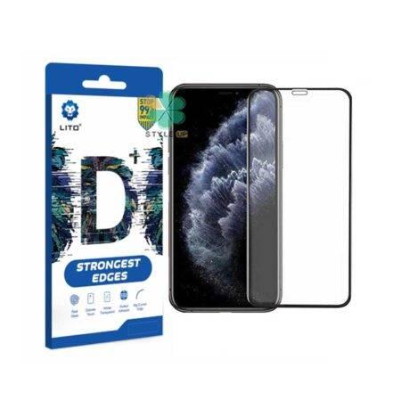خرید گلس گوشی اپل آیفون Apple iPhone 11 Pro مدل D+ LITO