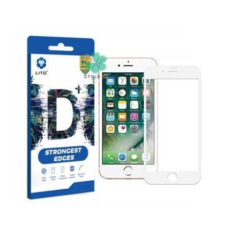 خرید گلس گوشی اپل آیفون Apple iPhone 7 / 8 مدل D+ LITO