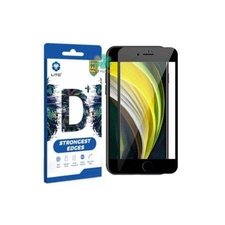 خرید گلس گوشی اپل آیفون Apple iPhone SE 2020 مدل D+ LITO