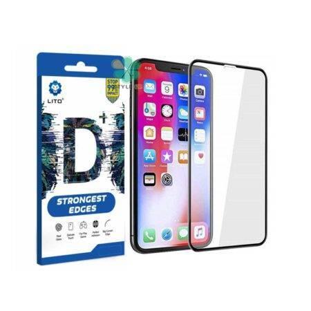 خرید گلس گوشی اپل آیفون Apple iPhone X / XS مدل D+ LITO