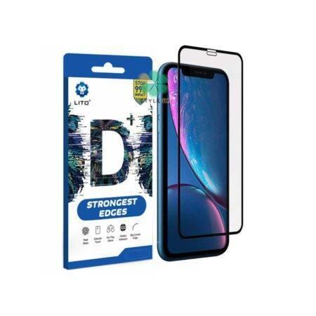 خرید گلس گوشی اپل آیفون Apple iPhone XR مدل D+ LITO
