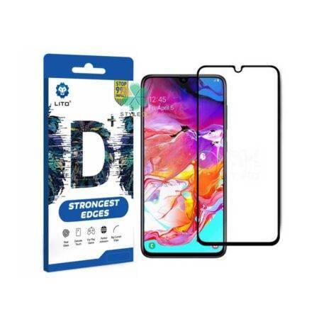 خرید گلس گوشی سامسونگ Samsung Galaxy A70 مدل D+ LITO