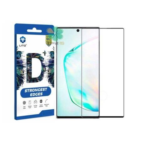 خرید گلس گوشی سامسونگ Samsung Galaxy Note 20 Ultra مدل D+ LITO
