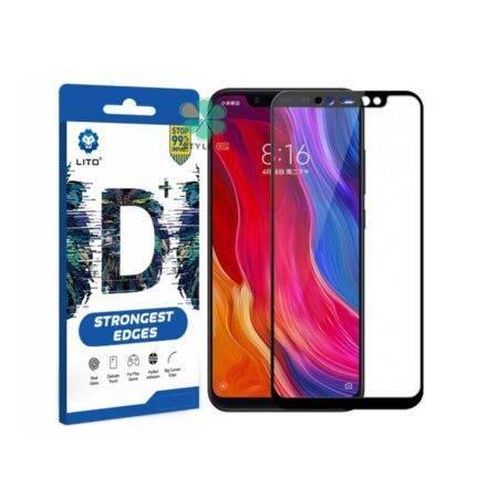 خرید گلس گوشی شیائومی Xiaomi Mi 8 مدل D+ LITO