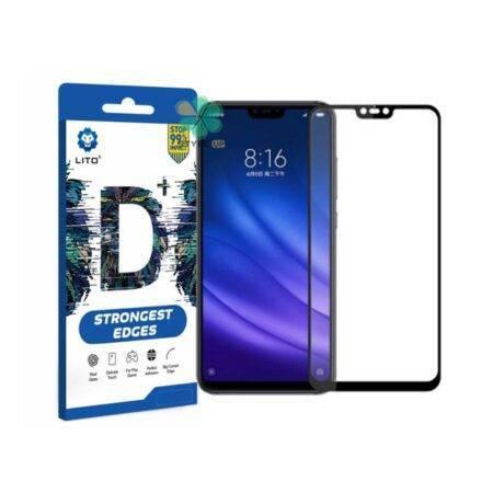 خرید گلس گوشی شیائومی Xiaomi Mi 8 Lite مدل D+ LITO