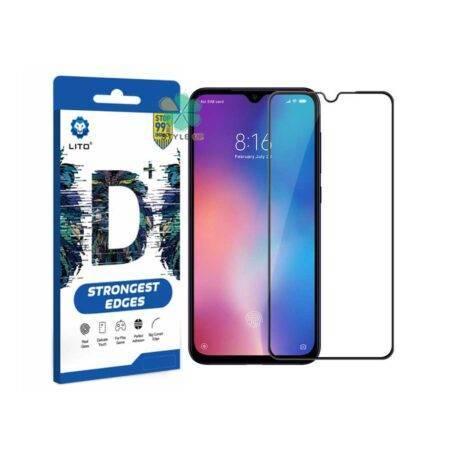 خرید گلس گوشی شیائومی Xiaomi Mi 9 مدل D+ LITO