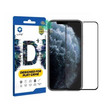 خرید گلس گوشی آیفون iPhone 11 Pro مدل LITO D+ Play Game