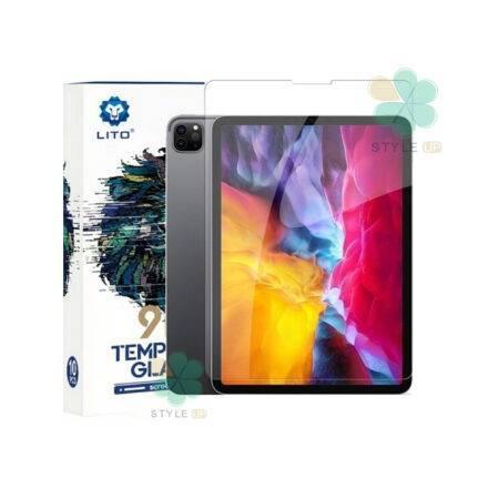 خرید محافظ صفحه گلس اپل آیپد Apple iPad Pro 11 2020 مدل LITO