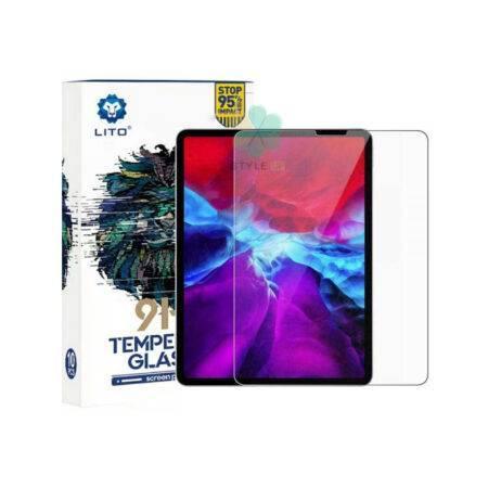 خرید محافظ صفحه گلس اپل آیپد Apple iPad Pro 12.9 2020 مدل LITO