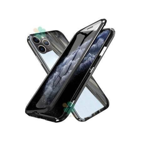 خرید محافظ 360 درجه شیشه ای مگنتی گوشی آیفون iPhone 11 Pro Max