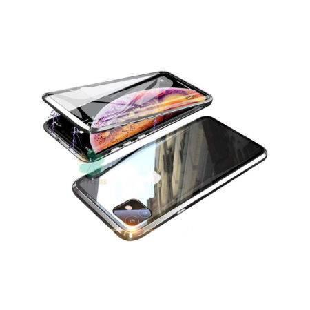 خرید محافظ 360 درجه شیشه ای مگنتی گوشی آیفون Apple iPhone 12