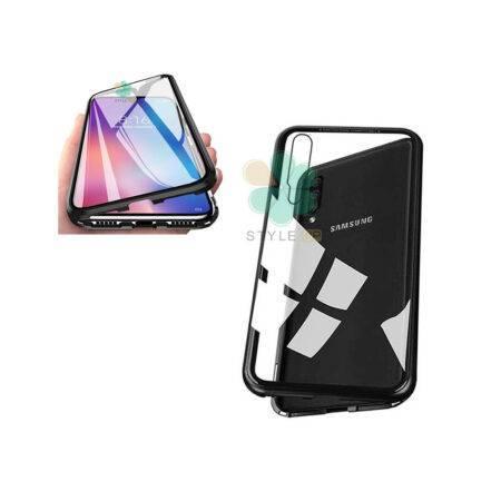 خرید محافظ 360 درجه شیشه ای مگنتی گوشی سامسونگ Galaxy A30s / A50s