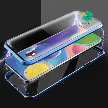 عکس محافظ 360 درجه شیشه ای مگنتی گوشی سامسونگ Galaxy A30s / A50s