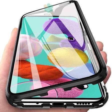 خرید محافظ ۳۶۰ درجه شیشه ای مگنتی گوشی سامسونگ Galaxy A71