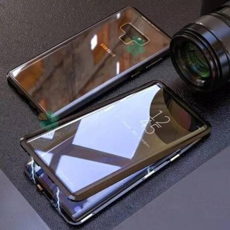 عکس محافظ 360 درجه شیشه ای مگنتی گوشی سامسونگ Galaxy Note 9