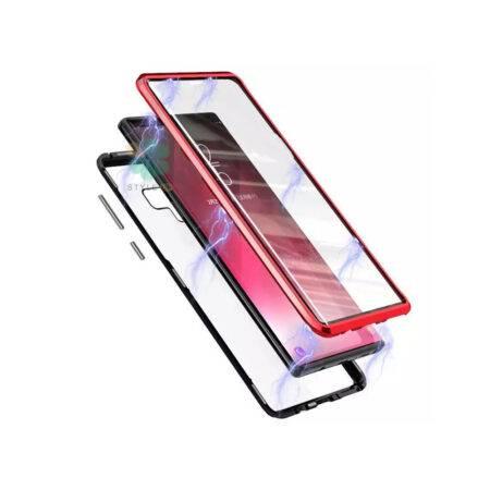 خرید محافظ 360 درجه شیشه ای مگنتی گوشی سامسونگ Galaxy Note 9