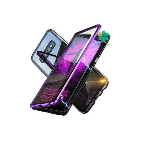 خرید محافظ 360 درجه شیشه ای مگنتی گوشی سامسونگ Galaxy S10